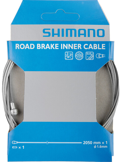 Shimano Road Brake Cable PTFE coated